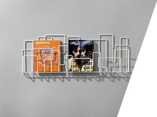alle artikel zu zeitschriftenregal muxm uschenwild magazin. Black Bedroom Furniture Sets. Home Design Ideas