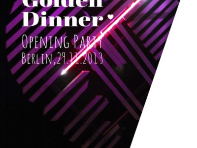 Golden Dinner Opening-Party