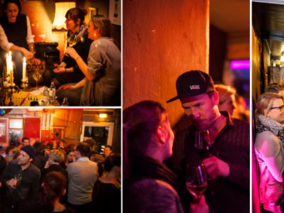 Review: Weinmomente Kickoff-Party München