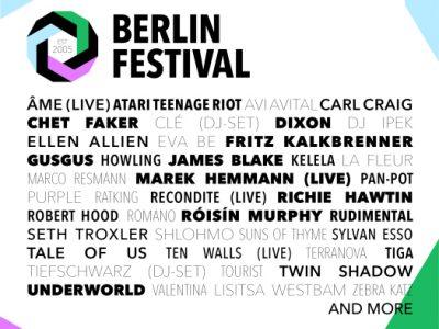 Berlin. Festival.