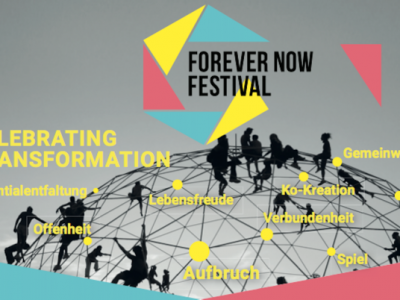 Reminder: Forever Now Festival
