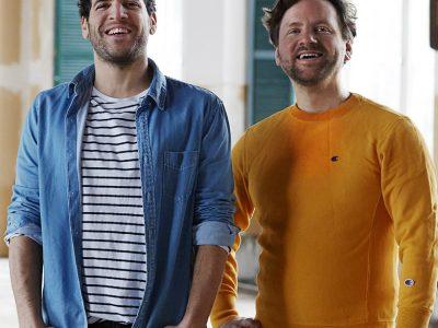 Tony Ettelt & Sebastian Heil