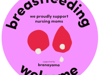 Breastfeeding welcome!